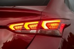 Picture of 2018 Hyundai Accent Sedan Tail Light