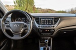 Picture of 2018 Hyundai Accent Sedan Cockpit