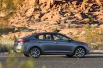 2018 Hyundai Accent Sedan in Urban Gray - Static Right Side View