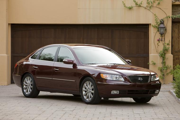 2010 Hyundai Azera Limited Picture