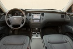 Picture of 2010 Hyundai Azera Limited Cockpit in Black