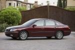 Picture of 2010 Hyundai Azera Limited in Crimson Red Pearl Mica