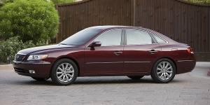 2010 Hyundai Azera Reviews / Specs / Pictures / Prices