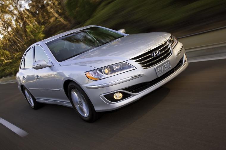 2011 Hyundai Azera Limited Picture