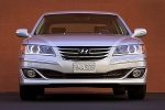 2011 Hyundai Azera Limited in Silver Frost Metallic - Static Frontal View