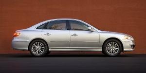 2011 Hyundai Azera Reviews / Specs / Pictures / Prices