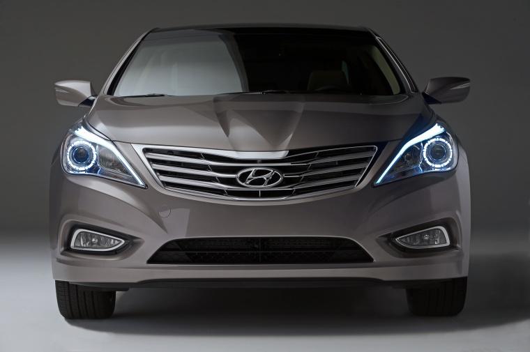 2012 Hyundai Azera Picture