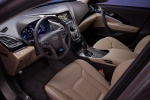 Picture of 2012 Hyundai Azera Interior in Chestnut Brown
