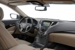Picture of 2012 Hyundai Azera Interior in Camel