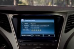 Picture of 2012 Hyundai Azera Dashboard Screen