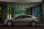 2012 Hyundai Azera in Bronze Mist Metallic - Static Side View