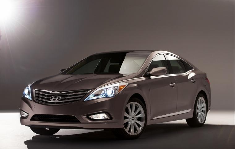 2013 Hyundai Azera Picture