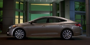 2013 Hyundai Azera Reviews / Specs / Pictures / Prices