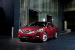 Picture of 2014 Hyundai Azera in Venetian Red Pearl