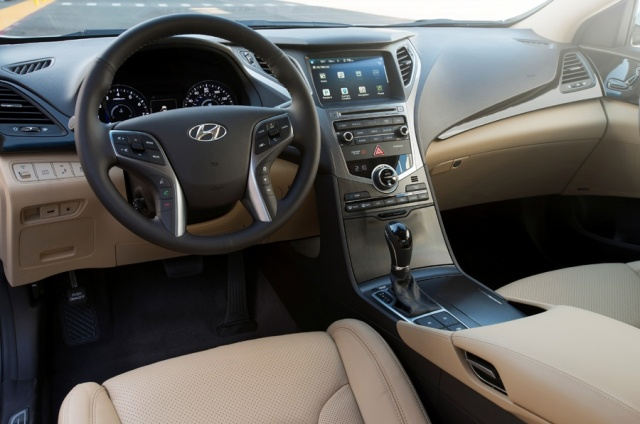 2015 Hyundai  Azera Picture