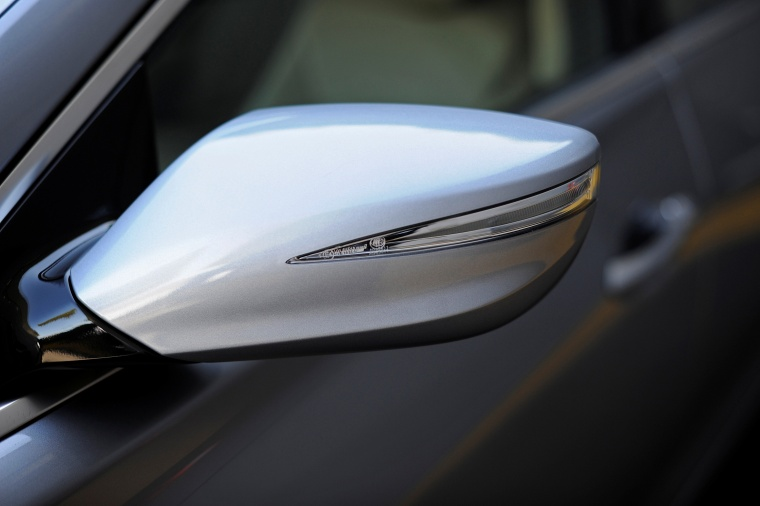2017 Hyundai Azera Limited Door Mirror Picture