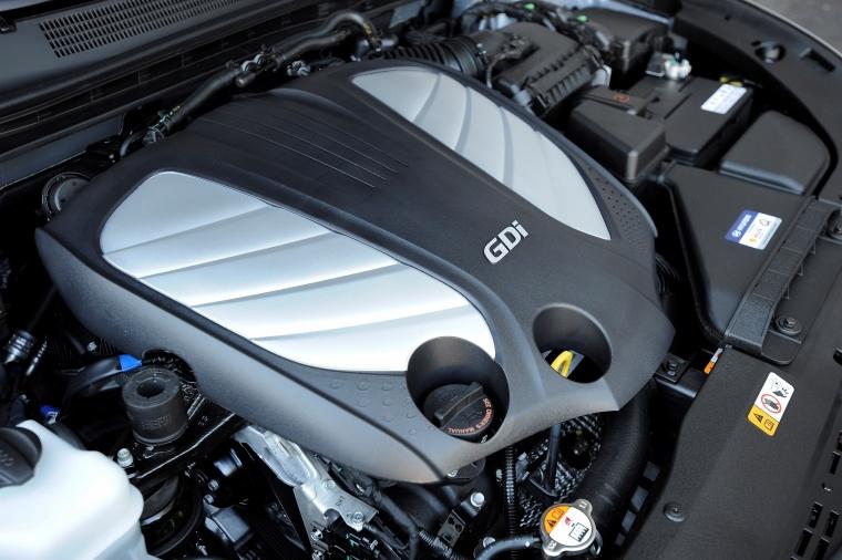 2017 Hyundai Azera Limited 3.3-liter V6 Engine Picture