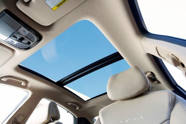 2017 Hyundai Azera Limited Sunroof Picture