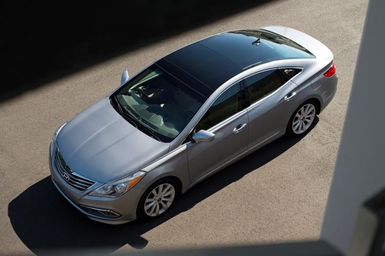 2017 Hyundai Azera Limited Picture