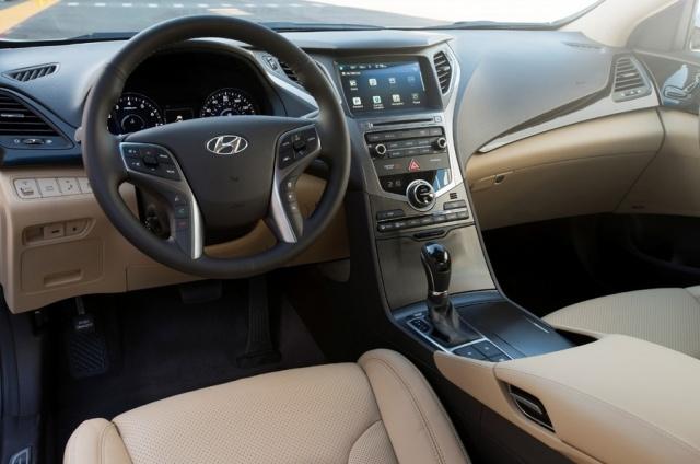 2017 Hyundai  Azera Picture