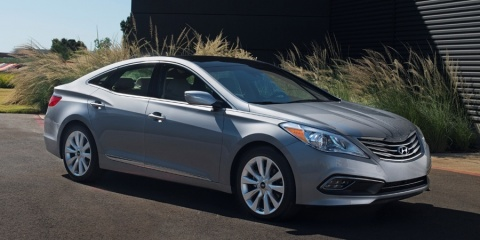 2017 Hyundai Azera, Limited V6 Review