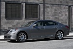 Picture of 2011 Hyundai Equus in Granite Gray