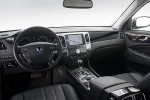 Picture of 2011 Hyundai Equus Cockpit in Jet Black