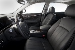 Picture of 2011 Hyundai Equus Front Seats in Jet Black