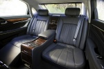 Picture of 2011 Hyundai Equus Rear Seats in Jet Black