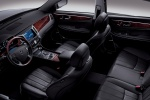 Picture of 2011 Hyundai Equus Interior in Jet Black
