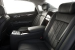 Picture of 2012 Hyundai Equus Rear Seats in Jet Black