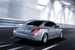 Picture of 2012 Hyundai Equus in Platinum Metallic