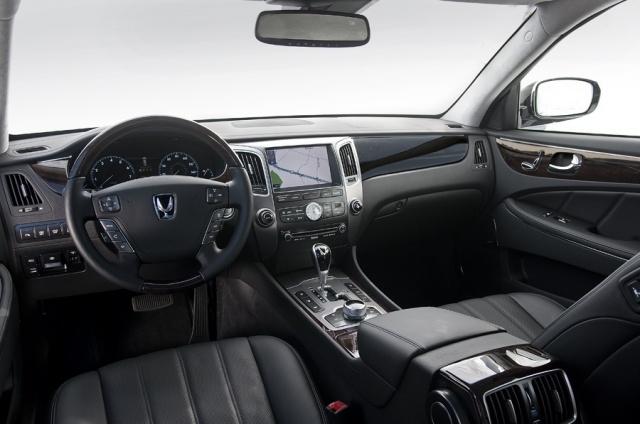 2013 Hyundai  Equus Picture