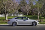 2013 Hyundai Equus in Platinum Metallic - Static Side View
