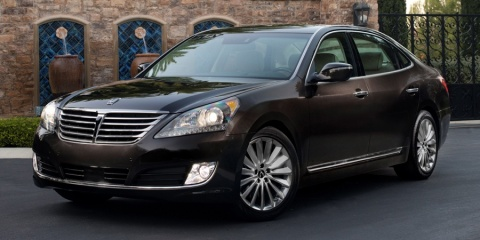 2015 Hyundai Equus Signature, Ultimate 5.0 V8 Review