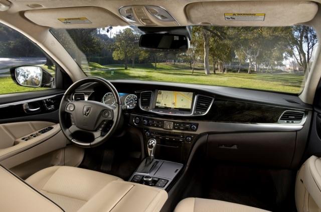 2016 Hyundai  Equus Picture