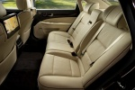 2016 Hyundai Equus Sedan Rear Seats in Ivory