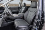Picture of 2020 Hyundai Palisade Front Seats in Black