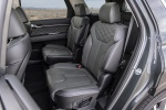 Picture of 2020 Hyundai Palisade Second Row Seats in Black