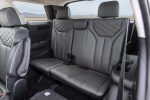Picture of 2020 Hyundai Palisade Third Row Seats in Black