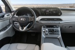 Picture of 2020 Hyundai Palisade Cockpit in Beige
