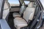 Picture of 2020 Hyundai Palisade Rear Seats in Beige