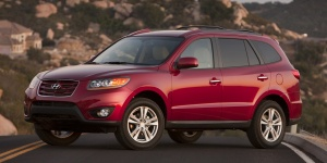 2010 Hyundai Santa Fe Reviews / Specs / Pictures / Prices