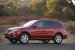 Picture of 2011 Hyundai Santa Fe Limited AWD in Venetian Red