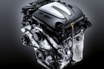 Picture of 2012 Hyundai Santa Fe 3.5-liter V6 Engine