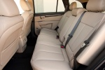 Picture of 2012 Hyundai Santa Fe Rear Seats
