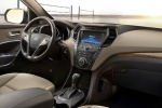 Picture of 2014 Hyundai Santa Fe Cockpit in Beige