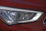 Picture of a 2016 Hyundai Santa Fe's Headlight