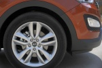 Picture of a 2016 Hyundai Santa Fe Sport's Rim