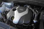 Picture of a 2016 Hyundai Santa Fe Sport's 2.0-liter turbocharged 4-cylinder Engine